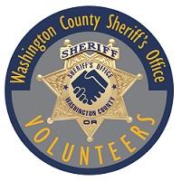 The WCSO Volunteer logo