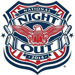 National Night Out Emblem