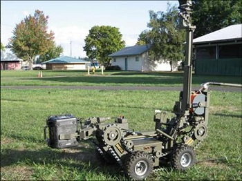 Mini Andros robot