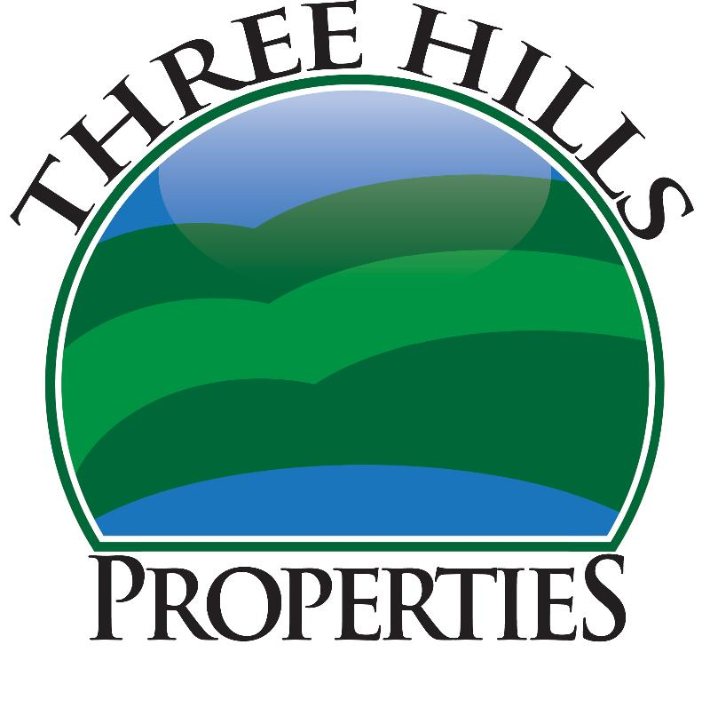 Three Hills logo