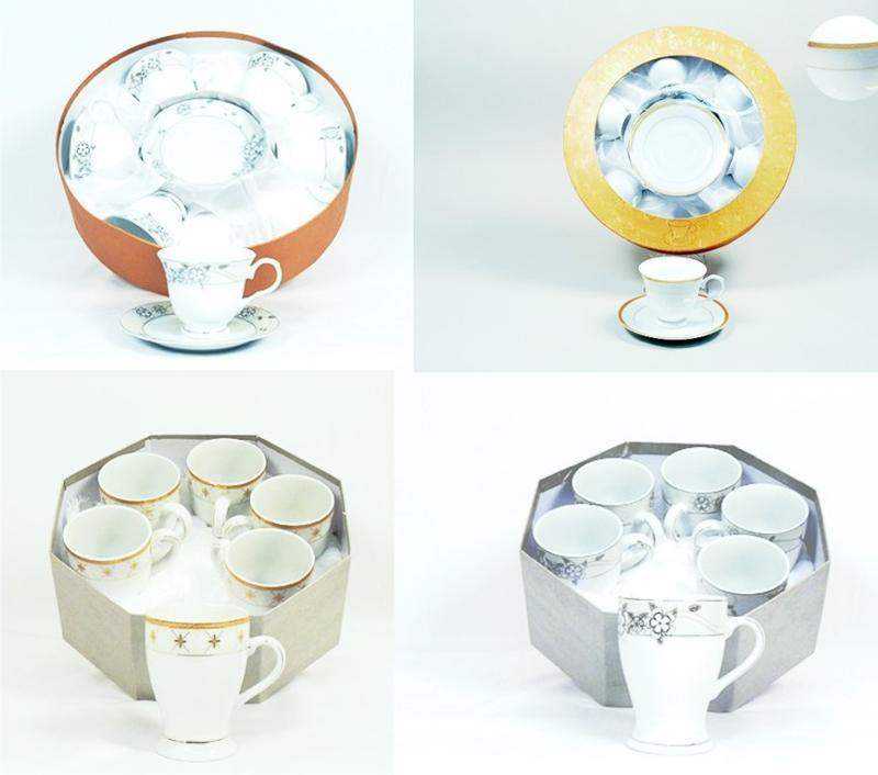 C$S plus mugs collage