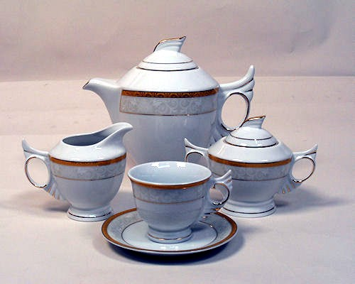 !5 pc Tea Set