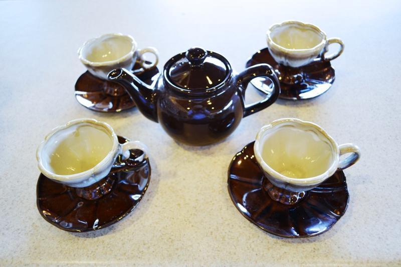 Cheap tea set