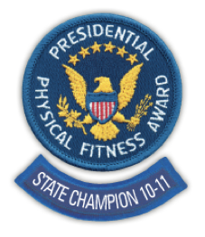 state champ badge