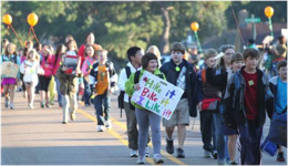 Walk to School Parade