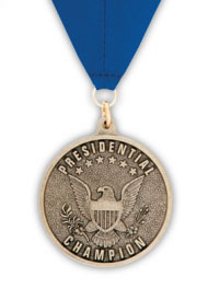 Presidents Challenge Fitness Medallion