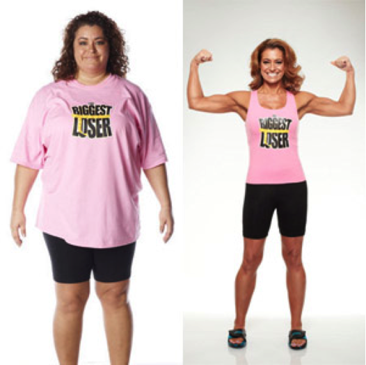 Kim, from the Biggest Loser