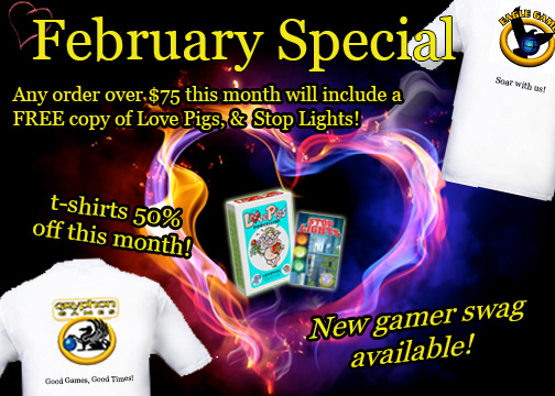 eagle gryphon games february newsletter issue 14