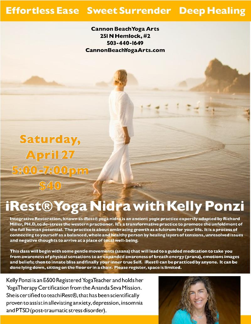 Integrative Restoration Known As IRest Yoga Nidra Is An Ancient Yogic Practice Expertly Adapted By Richard Miller PHD To De Stress The Western