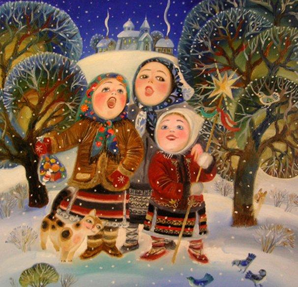 UKRAINIAN CALGARY: Christmas Carol Festival 2013 Calgary
