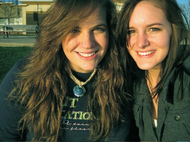 Kelsey & Sarah