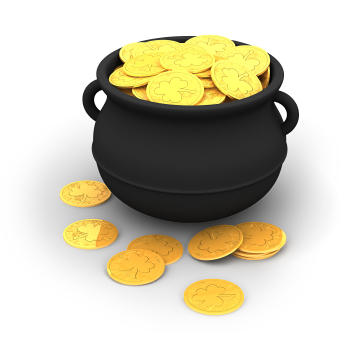 Share your pot of gold with WHS!