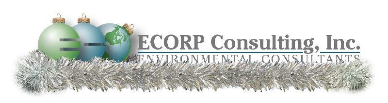 ECORP Logo Christmas
