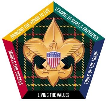 Wood Badge Pentagon