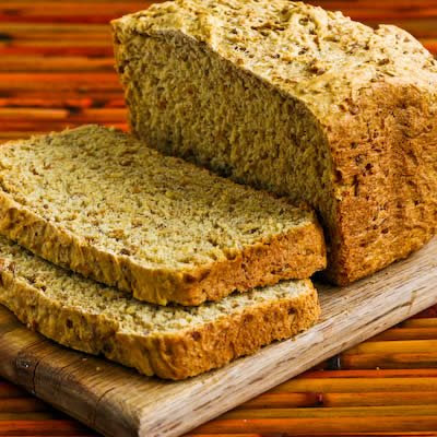 Whole Wheat Honey Bread made with Organic Winter Honey