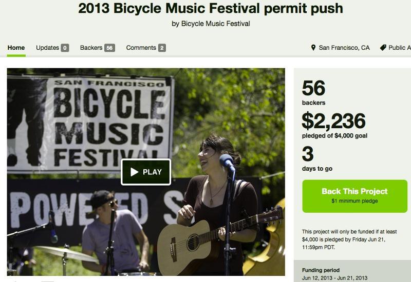 Kickstarter campaign for BMF