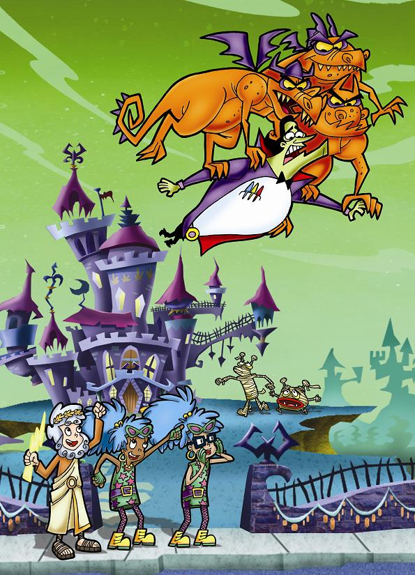 Spooktacular Resources from Cyberchase!