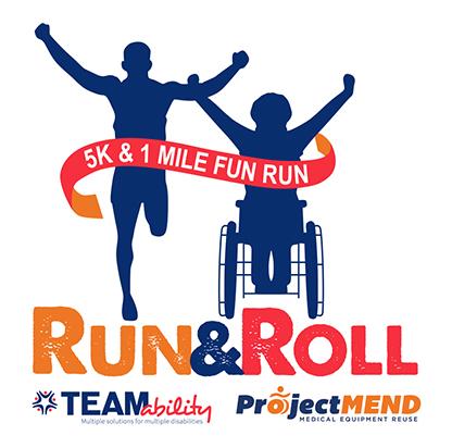 Run&Roll Logo