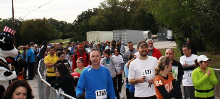 5K The Line Up