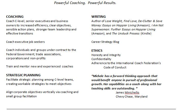 objectives section of resume