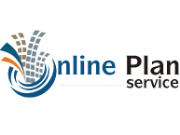 Online Plan Service Logo