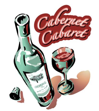 Cabernet Cabaret logo