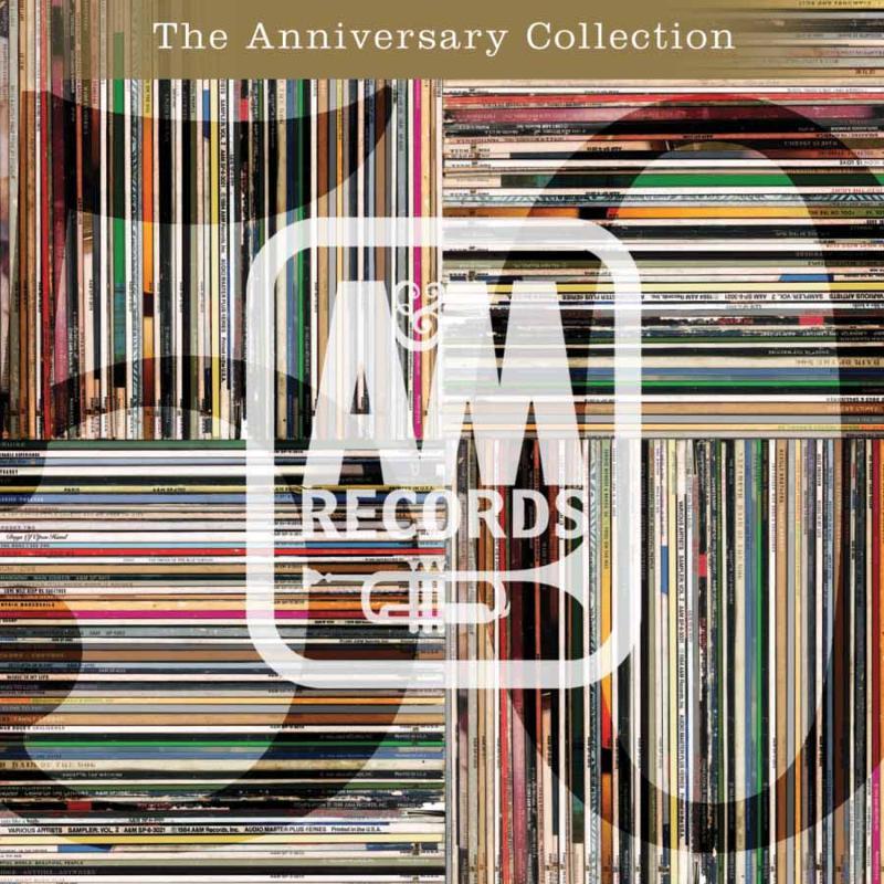 A&M 50 Album Cover