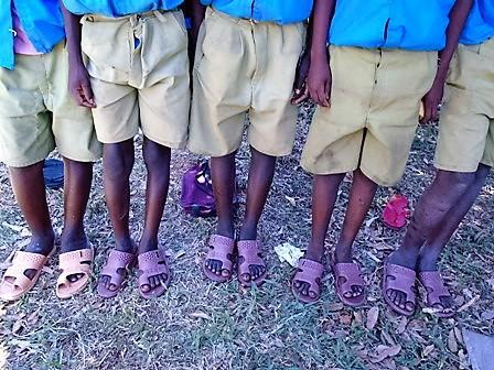 Kenya shoes