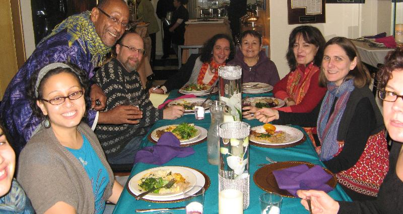 portoluz members at the annual meeting