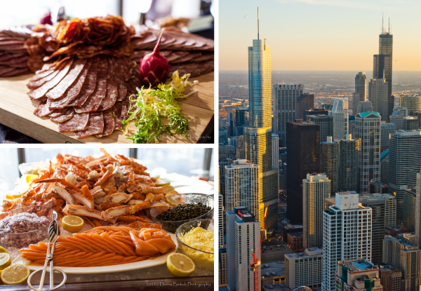 Pix724: Brunch Gets Bubbly at The Signature Room at the 95th(Chicago)