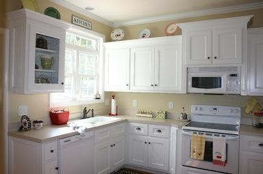 Kitchen cupboard 2