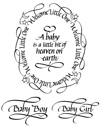 welcome new baby girl quotes the baby boy and baby girl