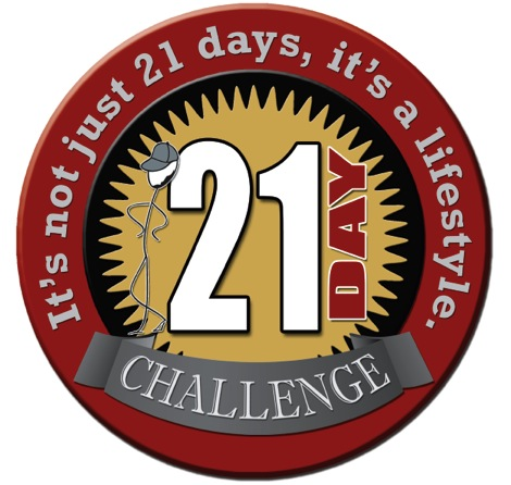 21 Day Challenge - 2011