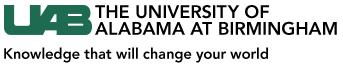 New UAB logo