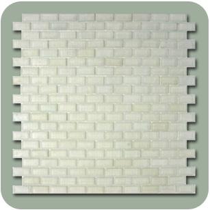 Ivory Glass Tile