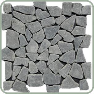 Bali Black Stone Tile
