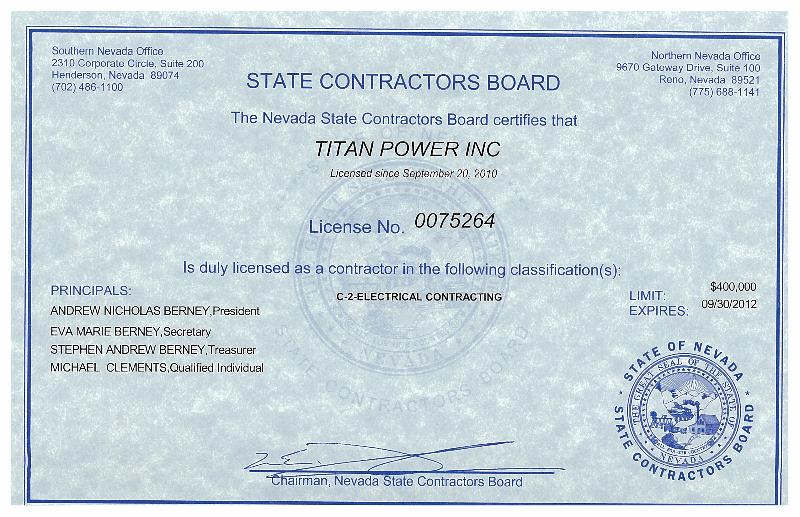 Beer And Wine License California: Contractor License
