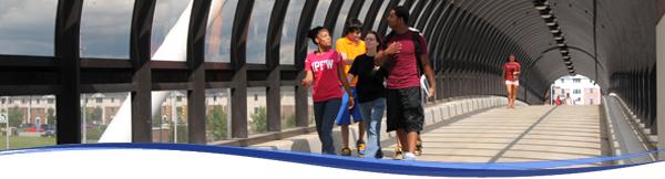 Students in Bridge