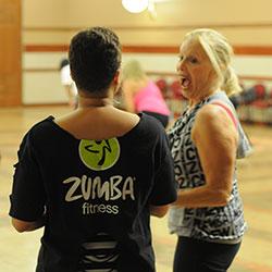Zumba-thon 2012