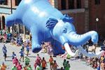 Mastodon Balloon