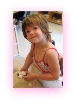 Little Girl at TLC