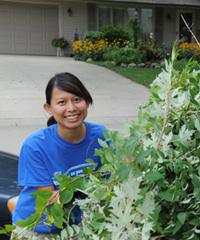 Day of Caring Volunteer