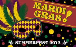 Summerfest 2012 logo