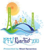 IPFW RiverFest Logo