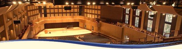 Auer Performance Hall