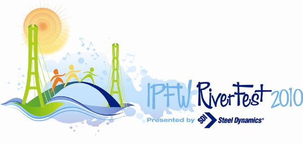 RiverFest Horizontal Logo