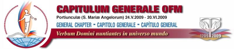 Capitulum Generale 2009