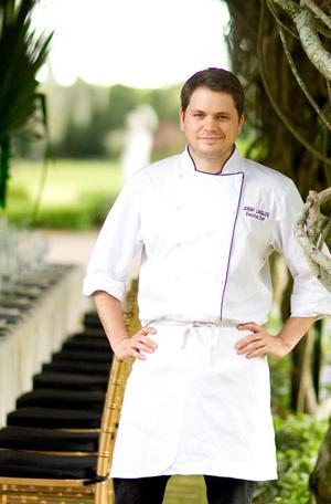 Chef Jeremy Langlois
