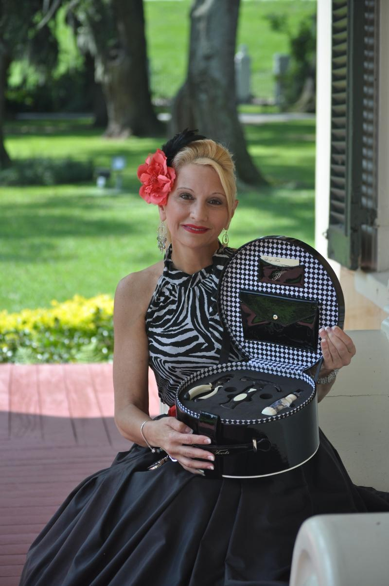 Southern Belle with Tool Set2