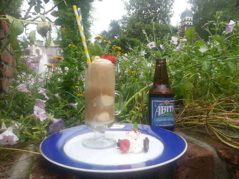 Abita Root Beer Float